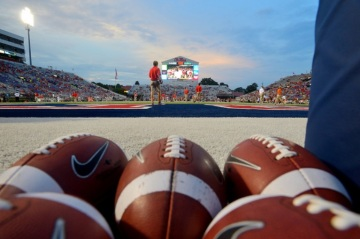 image: © Nathan Latil/Ole Miss Communications